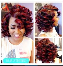 Short Quick Weave Hairstyles 66 Stunning 244 Best Beauticians Rock24 Images On Pinterest Natural Hair
