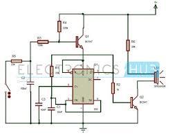 wailing siren circuit using 555 timer ic Siren Wiring Diagram circuit diagram of wailing siren siren wiring diagram for the 2008 harley