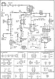 1979 mazda b2000 original wiring diagram wire center u2022 rh dododeli co tail light wiring diagram tail light wiring diagram