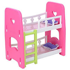 Amazon You & Me Baby Doll Bunk Bed Toys & Games