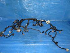 subaru wiring harness 09 10 subaru impreza wrx engine wiring harness 2 5l turbo oem intake manifold fits