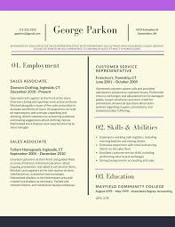Resume For Sales Manager Position 2018