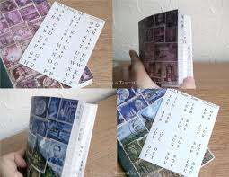 diy index tab set a z calendar month tabs make your own planner birthday and address book bullet journaling notebook sticker sheets