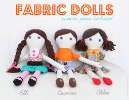 Muslin Doll Pattern Free Cool Inspiration Design