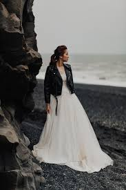 leather love bride s in leather jackets onefabday com