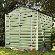 waltons plastic sheds