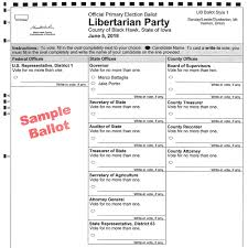Review Primary Election The Public – June 2018 For Notice 5 Progress