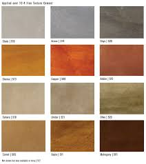 Westcoat Water Based Stain Color Chart Grind Stain And Seal 3g Concrete Solutions