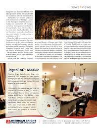 Uni Led Lighting Corporation Leds Magazine July August 2016 Page 16