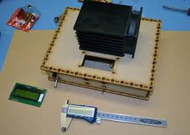 enclosure and heat sink