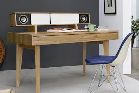 Cool home office desks home Workspace Symbol Audio Desk Man Of Many 25 Best Desks For The Home Office Man Of Many