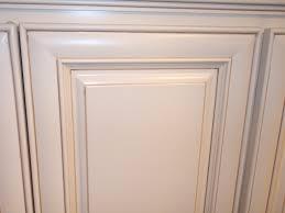 antique white maple glazed kitchen cabinets