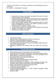 recruitment consultant cv recruitment consultant cv makemoney alex tk