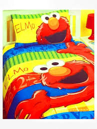 bedding for my daughter who loves elmo