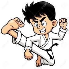 Kartka Z Motywem Karate Szukaj W