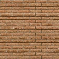New brick wall with modern brick texture in dark cement.