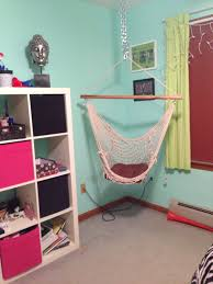 Swinging Chairs For Bedrooms Hanging Hammock Chair For Bedroom Interior Design Pinterest