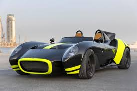 How To Get Into Car Design Uae Built Sports Car The Jannarelly Design 1 Turned Into