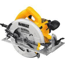 dewalt skil saw. dewalt dwe575 7-1/4-inch lightweight circular saw - power saws amazon.com dewalt skil w