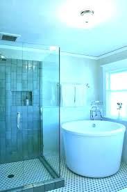 tub soaking small round tubs sized bathrooms shower combo b soaking bathtubs stainless steel tub small