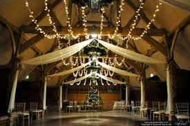 lains barn fairy light canopy