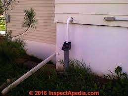 outdoor sump pump. Sump Pump Drainage Outside Discharge Line To Below Grade C Hose Installation Outdoor