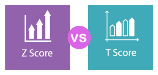 Z Score Vs T Score Top 5 Best Differences To Learn With