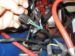 1974 amx javelin new wiring harness need help the amc forum what about the two wire flat connector