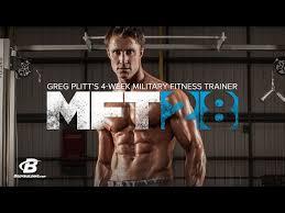 week military fitness training program