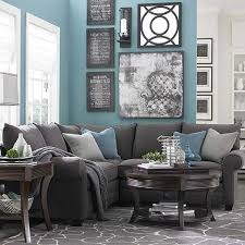 Decorating Ideas For Living Rooms In Gray And Charcoal Gray