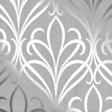 Silver Wallpaper For Bedrooms Silver Wallpaper Silver Wallpaper Designs I Love Wallpaper