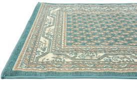 teal area rugs three 5x7 5x8 rug home depot