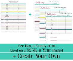 Budget Worksheets Free Budget Worksheets The Intentional Mom