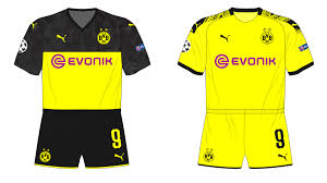 Skip to the end of the images gallery. Dortmund S European Third Kit Museumofjerseys Com
