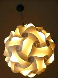 lighting paper pendant lamp shades globe shade hanging light rice