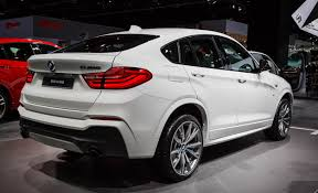 new car launches bmw2016 BMW X4 M40i Launched Because Why the Hell Not  News  Car