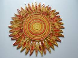 art and craft ideas paper quilling wall decoration handiworks paper craft quilling wall art
