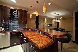ideas for bar tops beautiful basement bar top ideas remodel captivating  counter home design inspiration interior