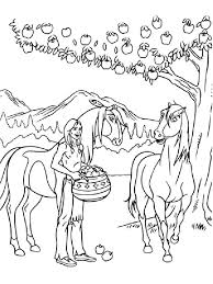 Small Picture Spirit coloring pages Free Printable Spirit coloring pages