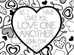 love one another coloring page love one another coloring page love one another coloring page