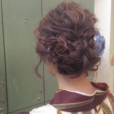 オトナの浴衣に似合うヘアアレンジ夏は爽やかにまとめ髪 愛知県
