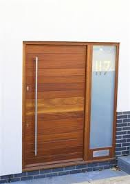 Solid Wood Contemporary Front Doors Uk  Solid Wood Contemporary Solid Wood Contemporary Front Doors Uk