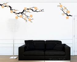 plum blossom wall decal plum blossom wall decal tree art stickers