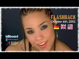 Flashback October 6th 2001 German Uk Us Charts