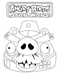 Small Picture Kids n funcom 7 coloring pages of Angry Birds Star Wars