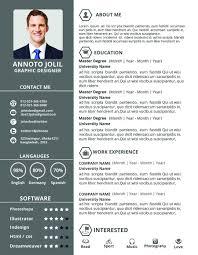 Download New Resume Templates Haadyaooverbayresort Com