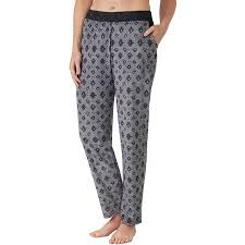 Climateright By Cuddl Duds By Cuddl Duds Womens And Womens Plus Velour Sleep Pant Walmart Com