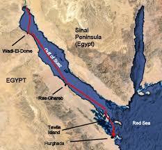 Red Sea To Hurghada Russ Swan