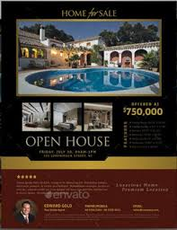 open house flyers template open house flyers for mortgage professionals open house flyer