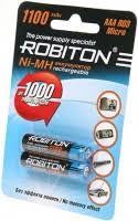 Аккумуляторы и <b>батарейки Robiton</b> - каталог цен, где купить в ...
